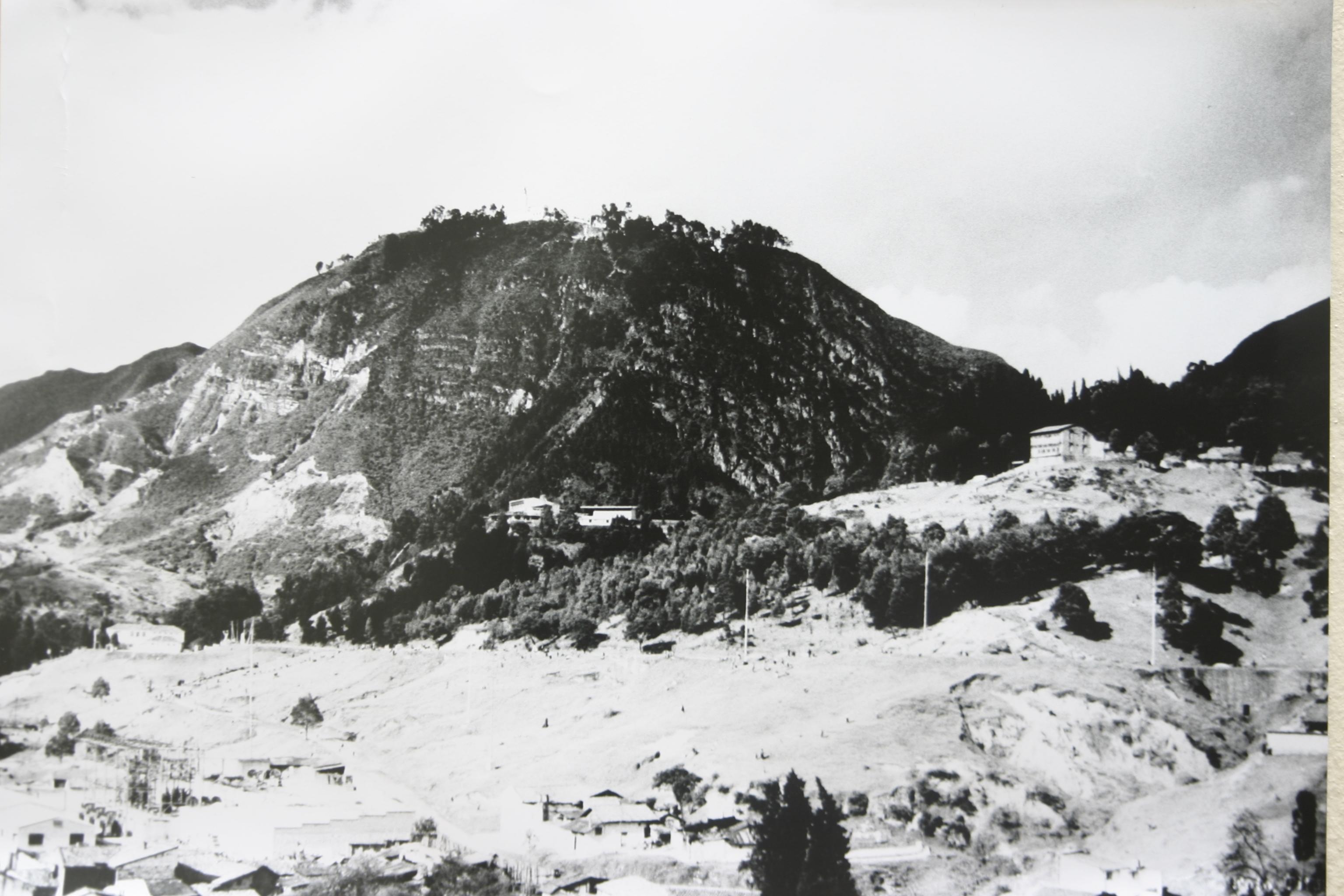 Finca La Isabella, actual sede del Externado