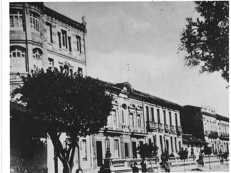 Terraza Pasteur