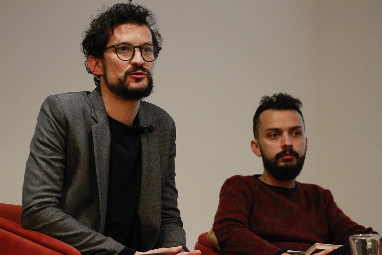 Nicolás Díaz Cruz de SeamOS – Democracia Digital – fue el encargado de moderar el encuentro.