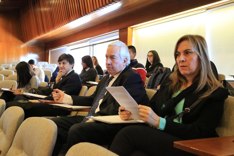 El encuentro fue organizado por el Departamento de Propiedad Intelectual de la Universidad Externado.