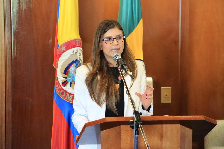La abogada y docente investigadora del Externado Luisa Herrera Sierra.