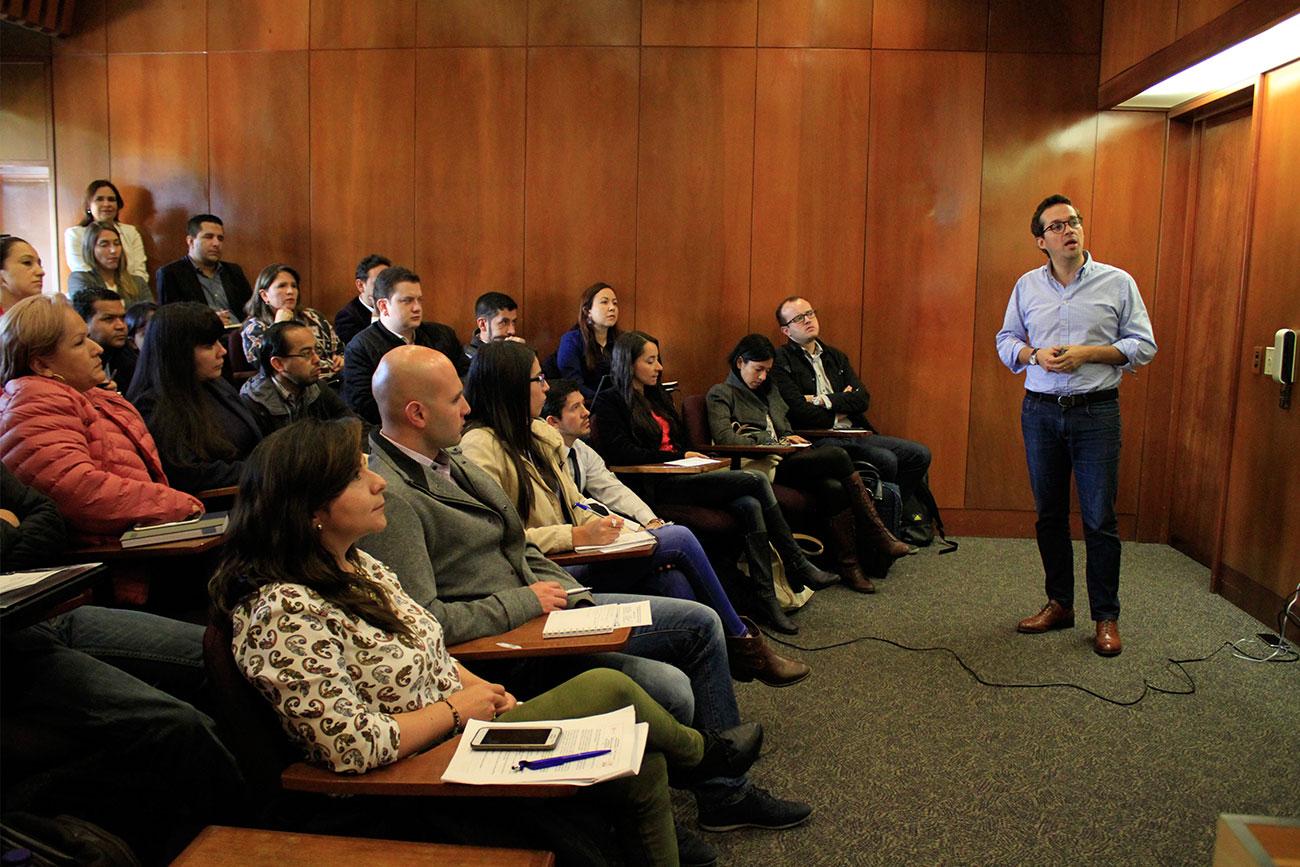 Juan Sebastián Rozo Rengifo es el viceministro general del Ministerio de las TICs y también egresado de la Facultad de Derecho del Externado.