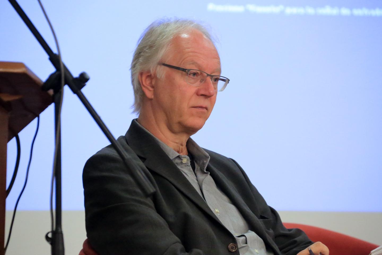 Lothar Witte, director de la fundación Friedrich Ebert Stiftung en Colombia – Fescol.