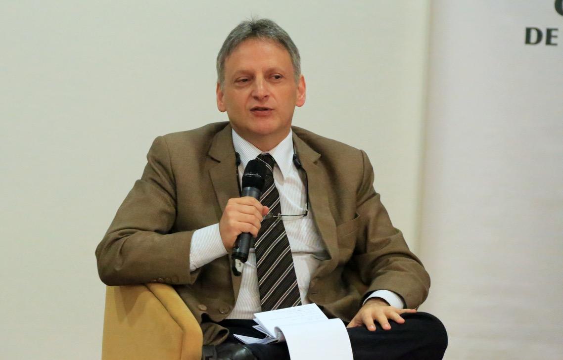 Eric Tremolada, docente de la Universidad Externado y titular en Colombia de la Cátedra Jean Monnet.