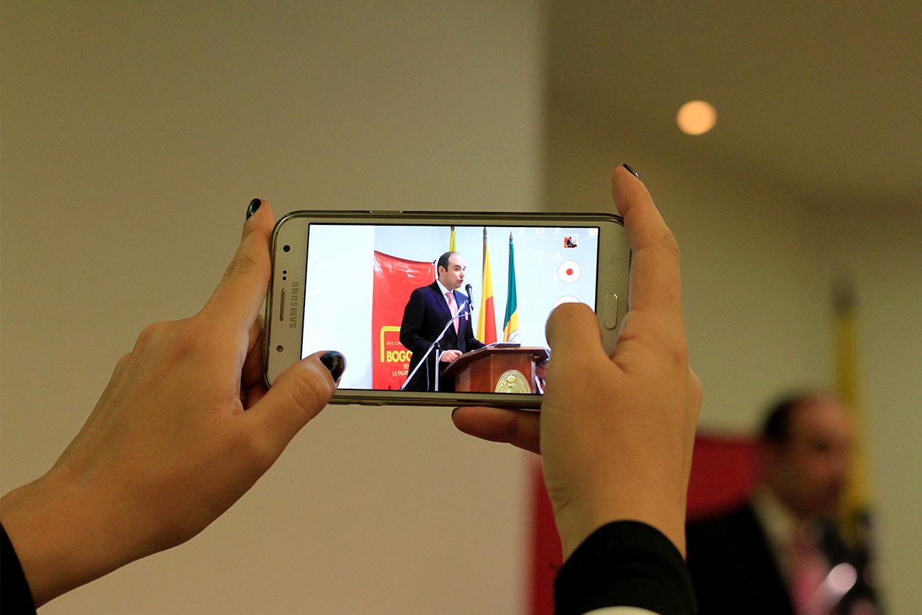 Así lo reveló el director de Medicina Legal, Carlos Valdés, en el evento que se realizó en la Universidad Externado de Colombia.