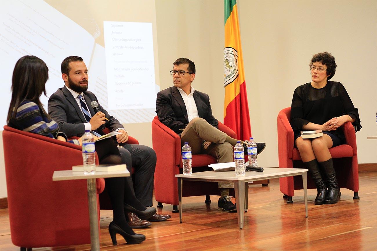 Entre los participantes se encontraban Andres Uribe Orozco, presidente de la Agencia Presidencial de Cooperación Internacional de Colombia y Kenny Lavacude Parra, presidente de la Confederación Colombiana de ONGs.
