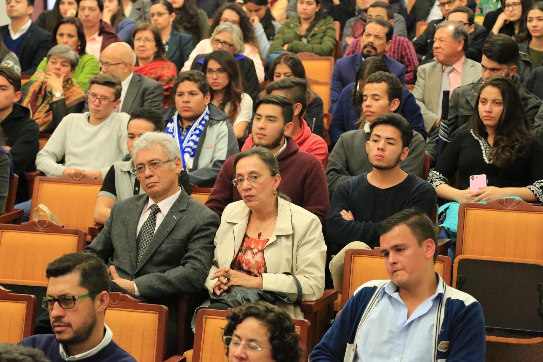 Fernando Estrada Gallego, docente de la Escuela de Economía de la Universidad Industrial de Santander.