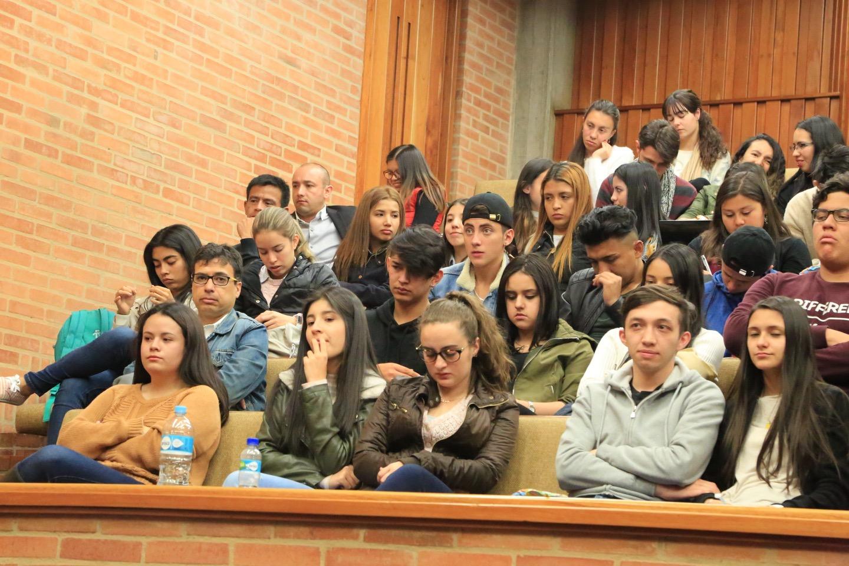 El encuentro fue liderado por la Facultad de Administración de Empresas Turísticas y Hoteleras del Externado.
