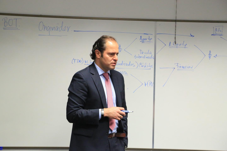 Estuvo a cargo del docente Maximiliano Rodríguez.