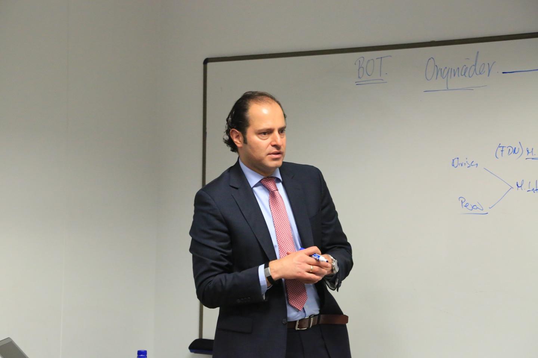 Esta fue la temática que se trató durante la charla del experto Maximiliano Rodríguez Fernández.