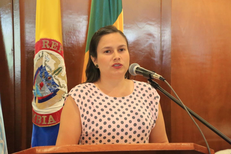 Martha I. Gómez. U Medellín