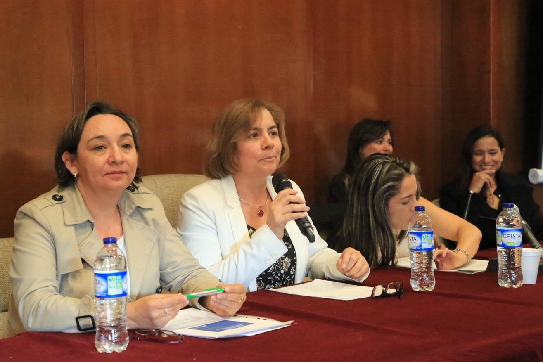 Nora Osorio y Ma Salamanca. U Ibagué