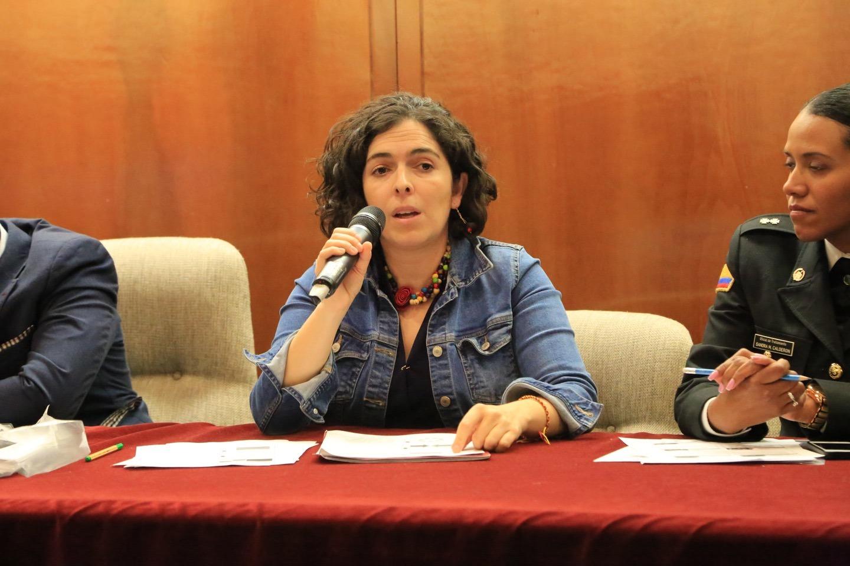 Monica Mendoza. U Rosario