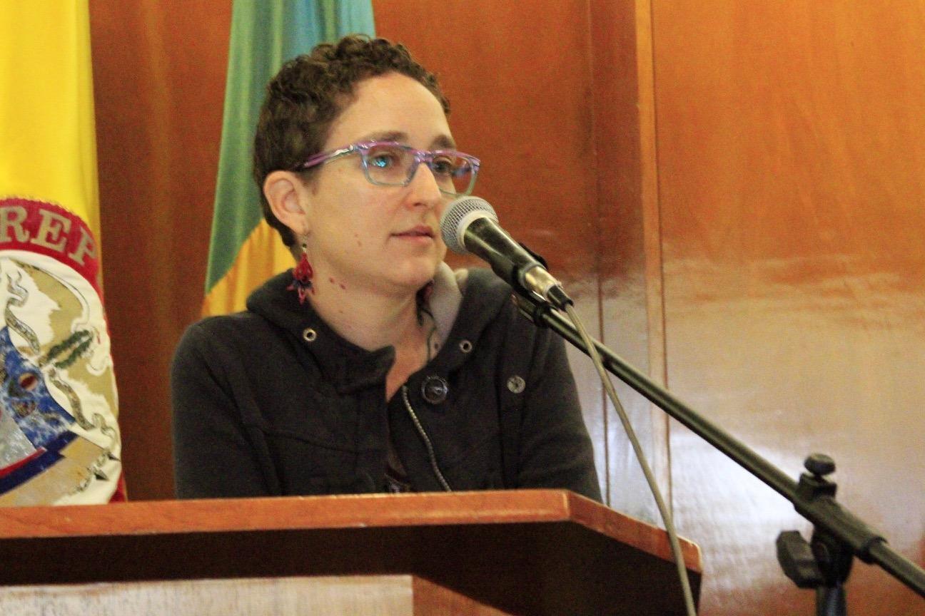 Diana Restrepo. U Santiago de Cali
