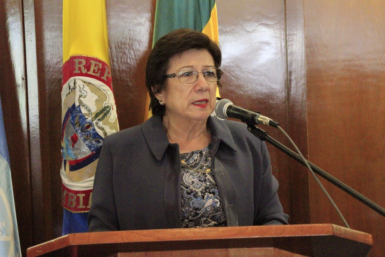 Cristina Solano. U Ibague