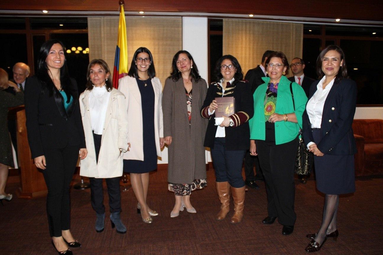 Durante el lanzamiento, el presidente del Consejo de Estado, Jorge Ramírez, resaltó la importancia de estos textos académicos.