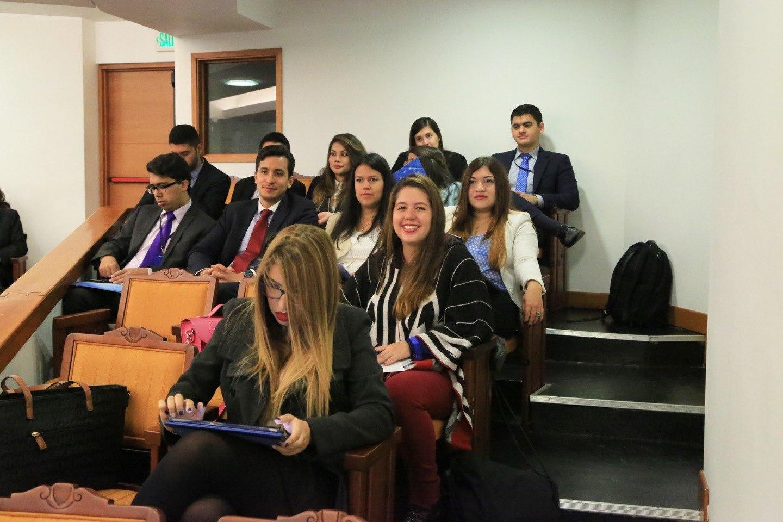 """""""Desafíos del multilateralismo y la paz"""""""