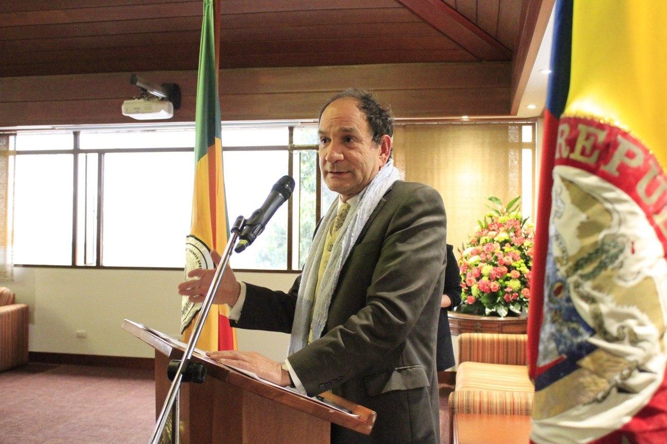 Juan Carlos Henao, Rector del Externado.