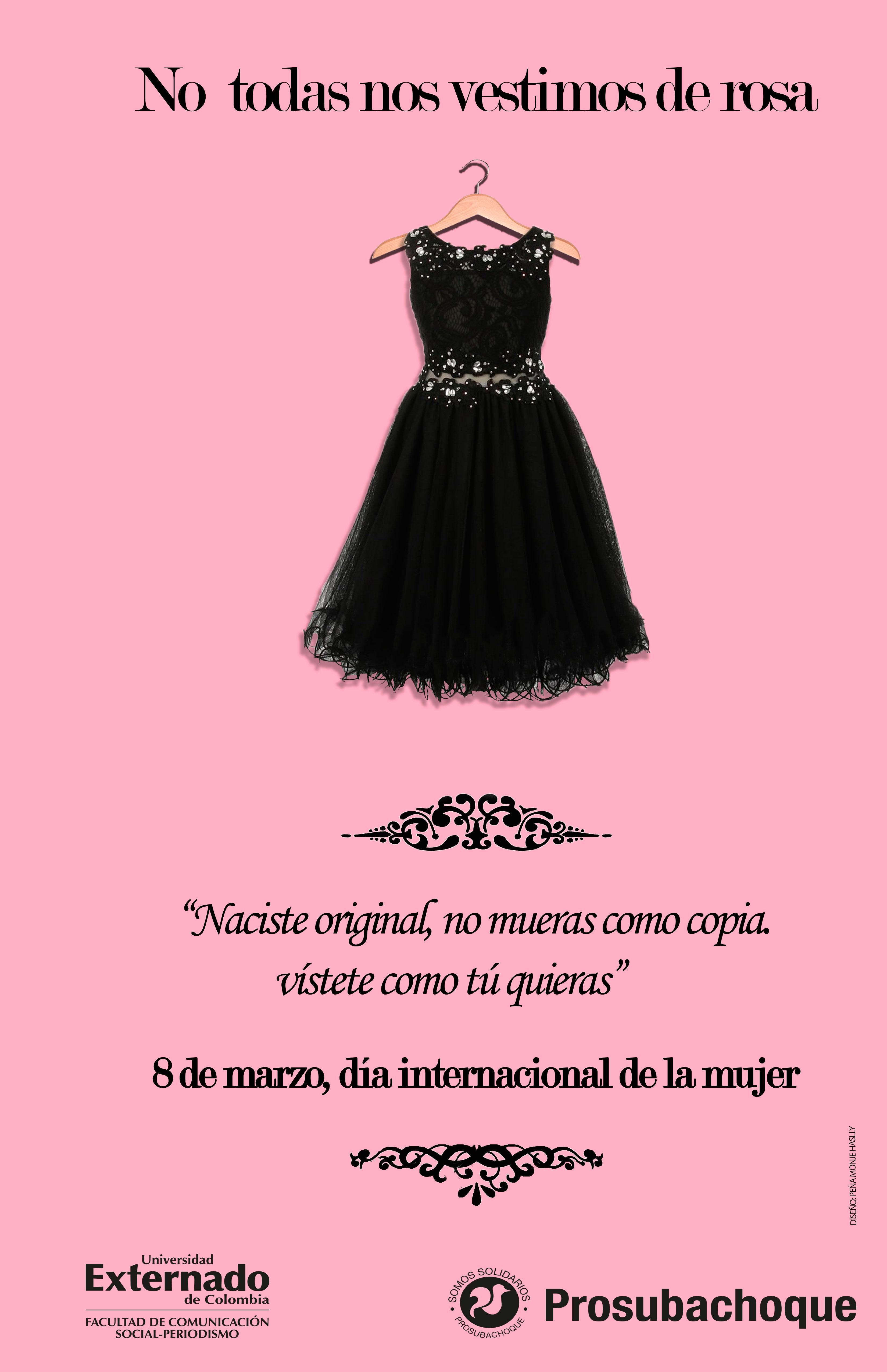Afiche del Día de la Mujer