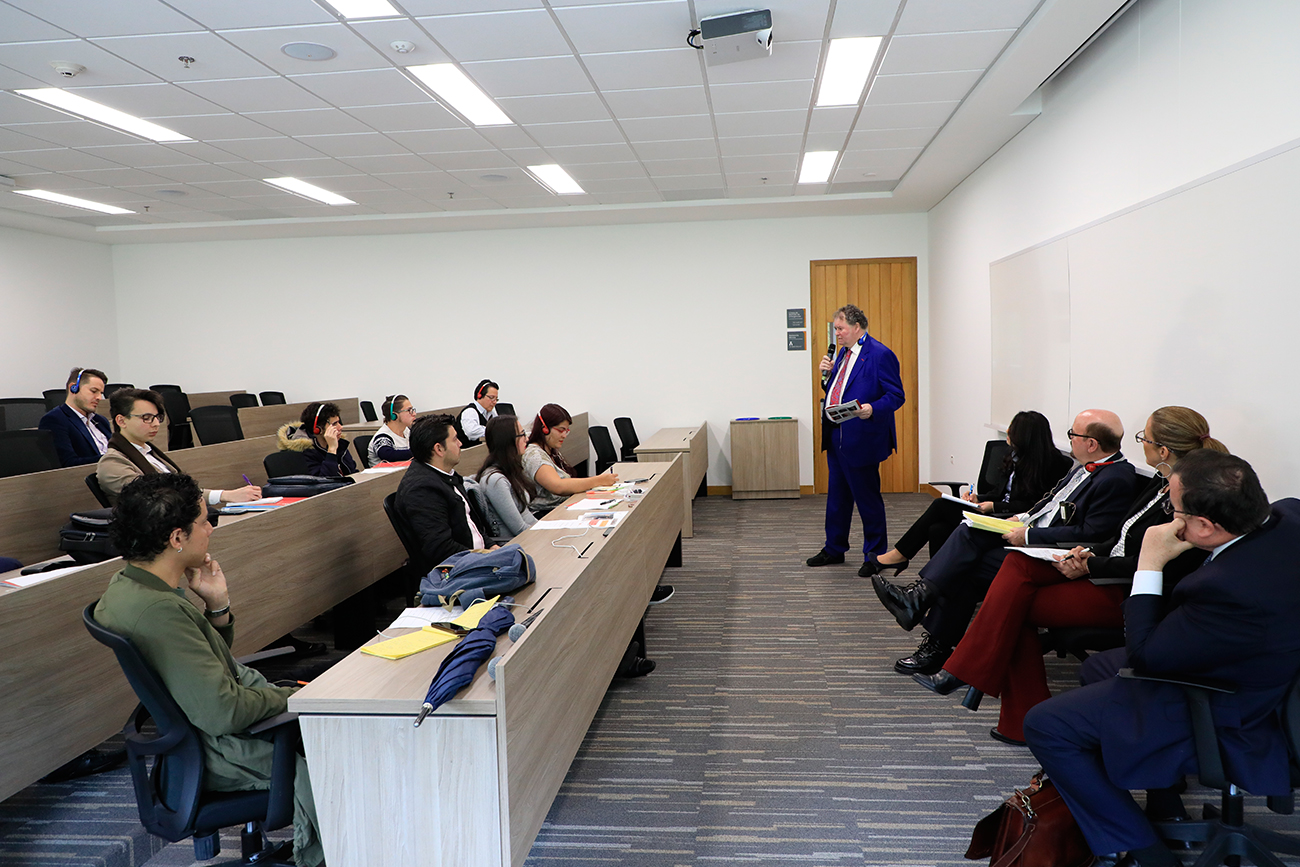 El Magistrado Ramelli pidió vehementemente a los colombianos entender que en la medida en que la JEP lleva muy poco tiempo de existencia, se cometen errores.