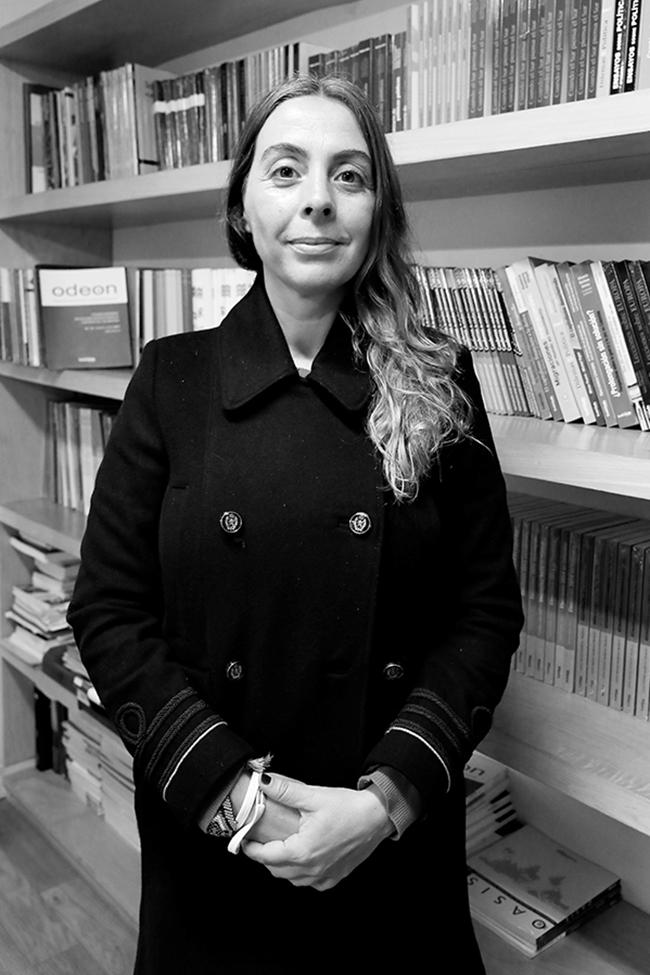 Rosa duro investigadora asociada oasis universidad for Oficina relaciones internacionales ucm