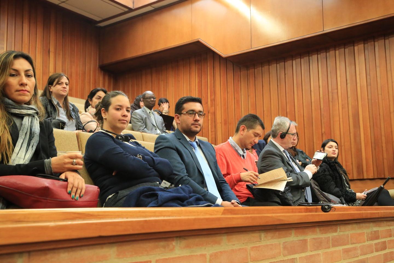Primer Ciclo Internacional de Conferencias en Investigación Contable