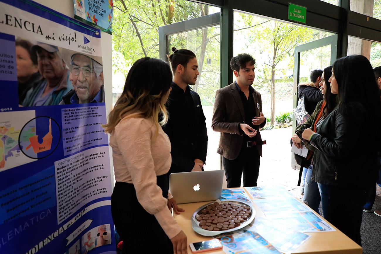 Feria de Consultoría Estudiantil