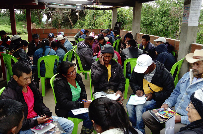 Asofreso. Cortesía: Fundación Smurfit Kappa Colombia