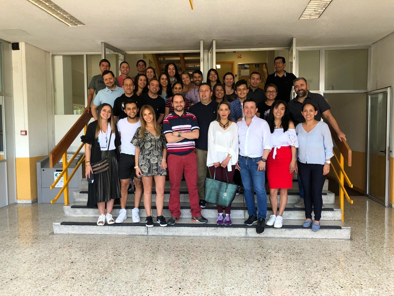 """El Curso en Gestión del Conocimiento y Capital Intelectual en Madrid  """"es una experiencia maravillosa"""""""