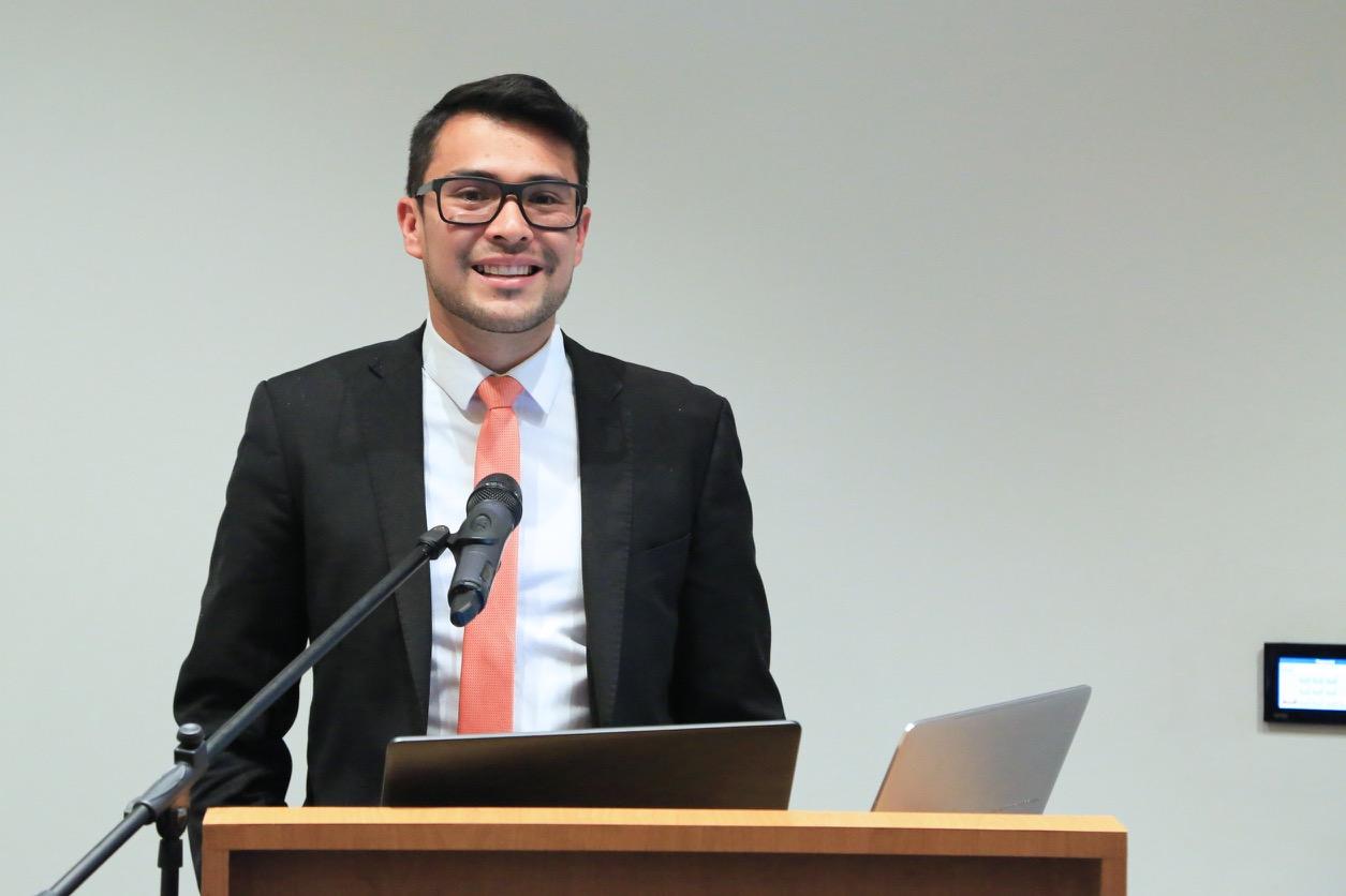 V Jornadas Colombo Francesas de Derecho Informático: blockchain y sus implicaciones jurídicas 2018