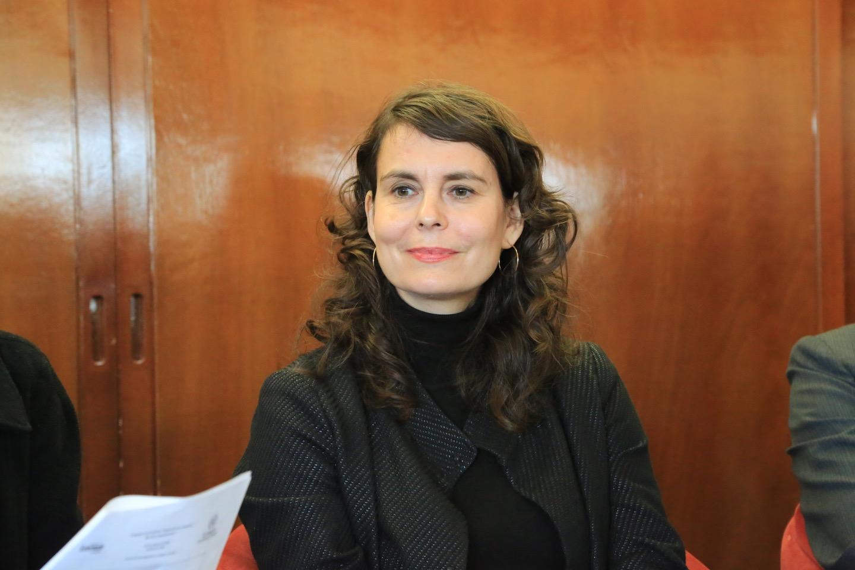 Katja Franko. Universidad de Oslo, Noruega