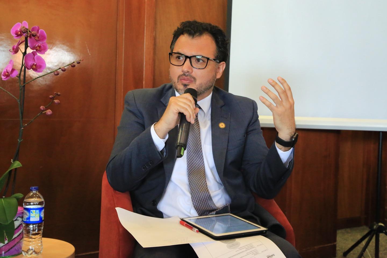 Caviedes Estanislao, Universidad Nacional de Colombia
