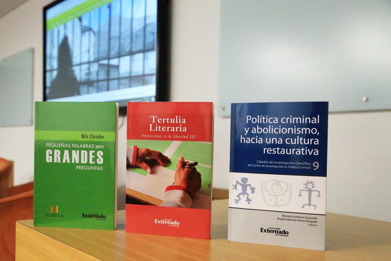 Presentación libros
