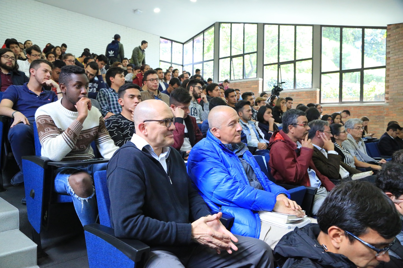 La Facultad de Economía presentó su nuevo instituto: Economía, Empresa y Derechos Humanos