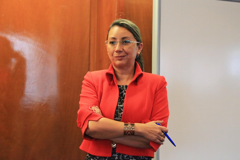 Claudia A Caicedo