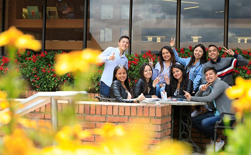 Estudiantes de Administración de Empresas