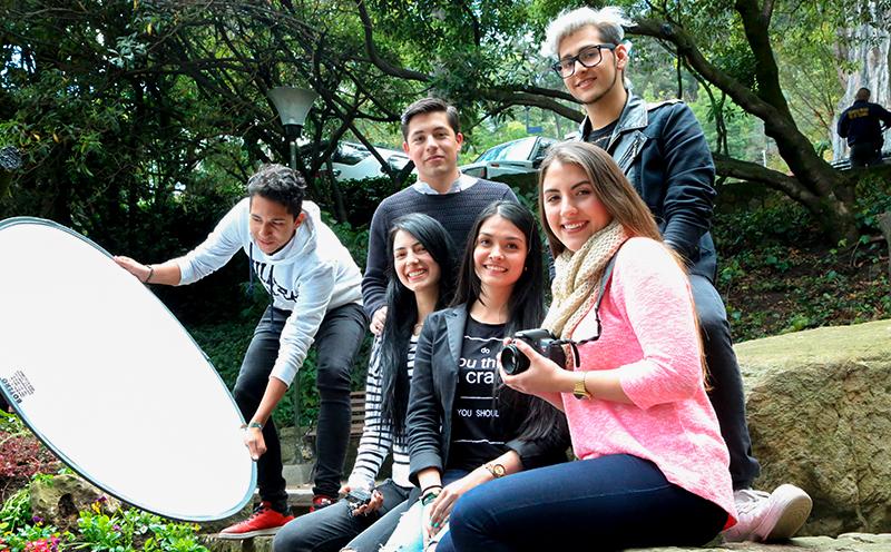 Estudiantes de Comunicación Social - Periodismo