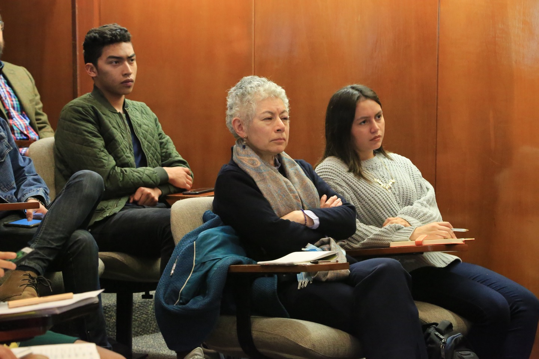 Conversaciones entre Economistas: Catalina Blanco Moreno