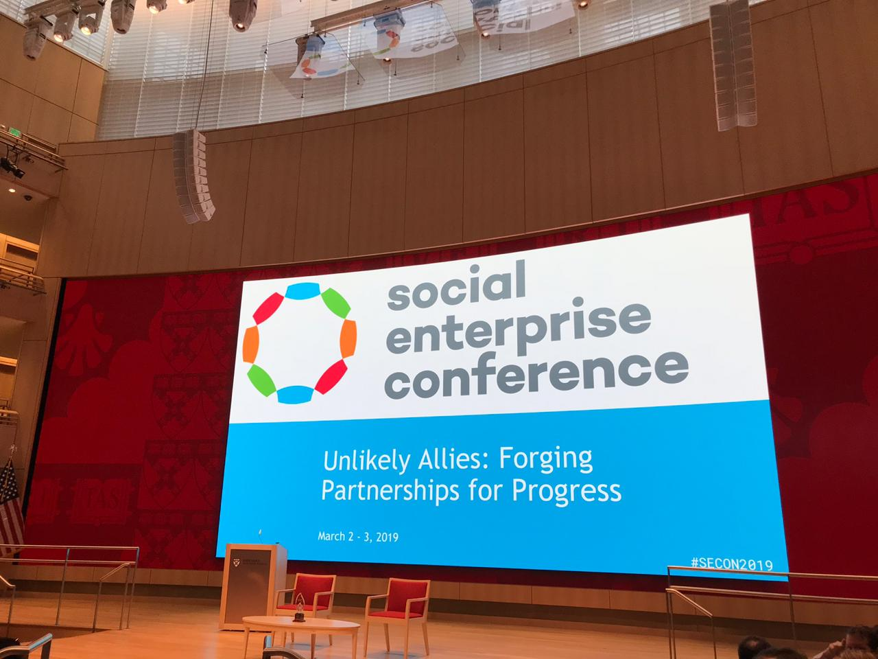 Social Enterprise Conference 2019