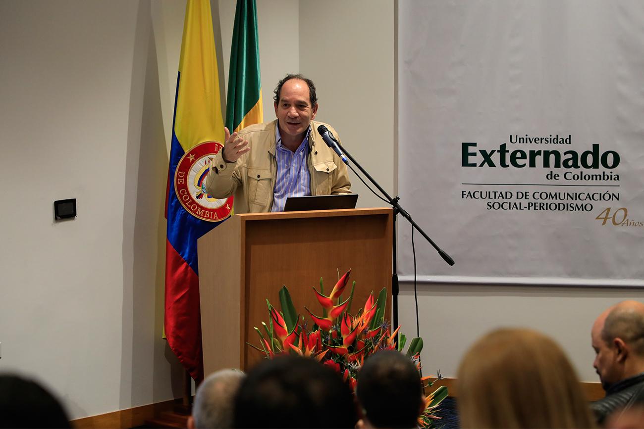 Rector Juan Carlos Henao