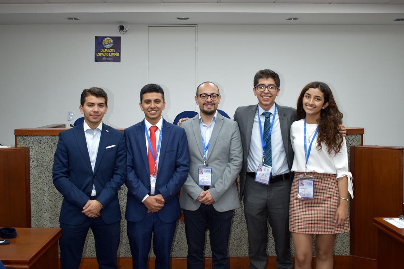 """III Concurso Nacional de Derecho Romano """"Eduardo Álvarez Correa"""""""