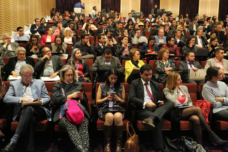 En el Externado se presentó la Agenda Digital para la Televisión Pública