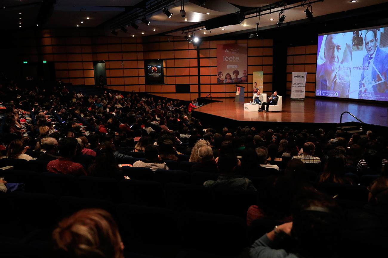 """""""Este debería ser el siglo de la educación"""", Gilles Lipovetsky en la sesión de cierre del  XI Encuentro Internacional de Periodismo"""