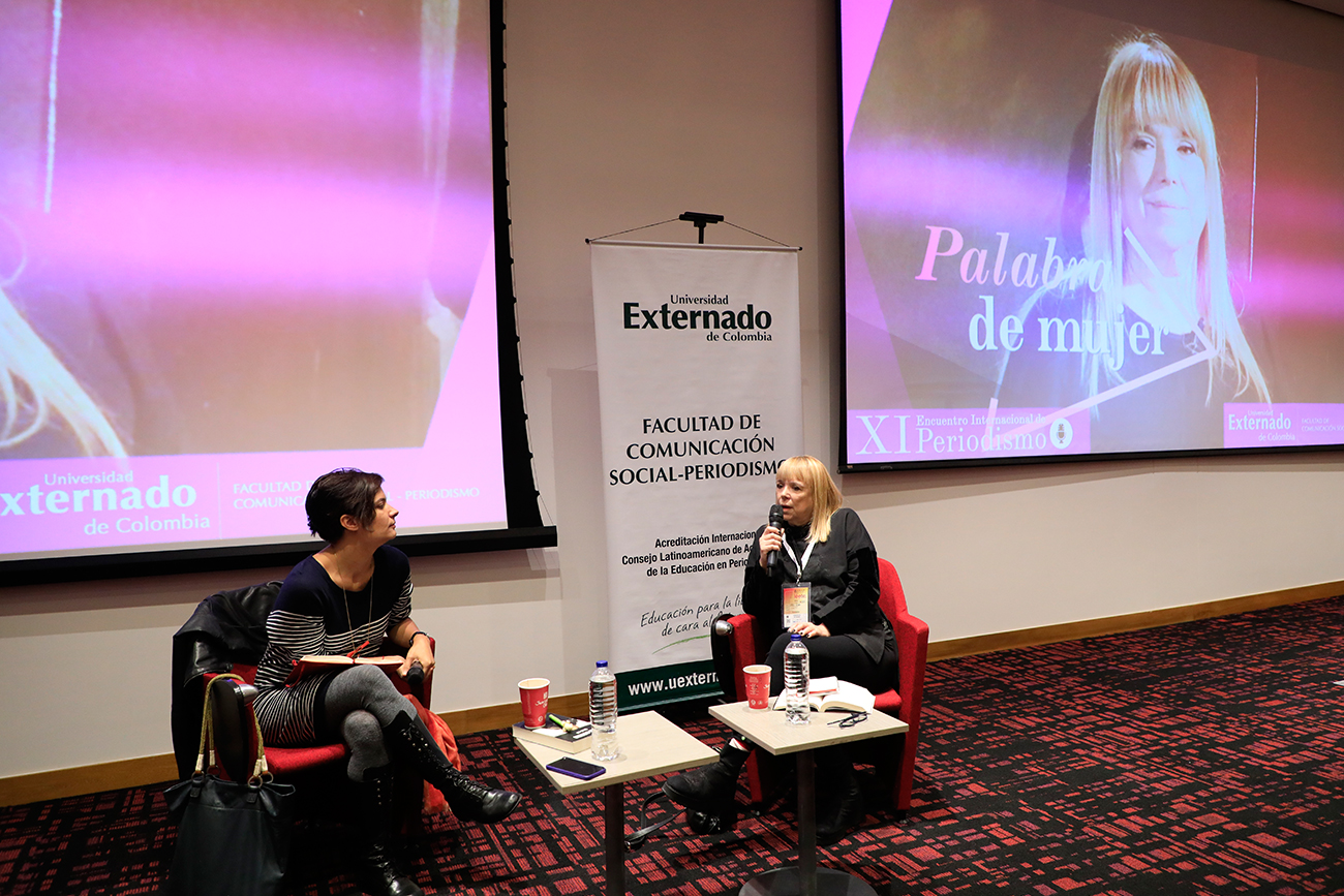 Palabra de mujer, tema del segundo día en el XI Encuentro Internacional de Periodismo