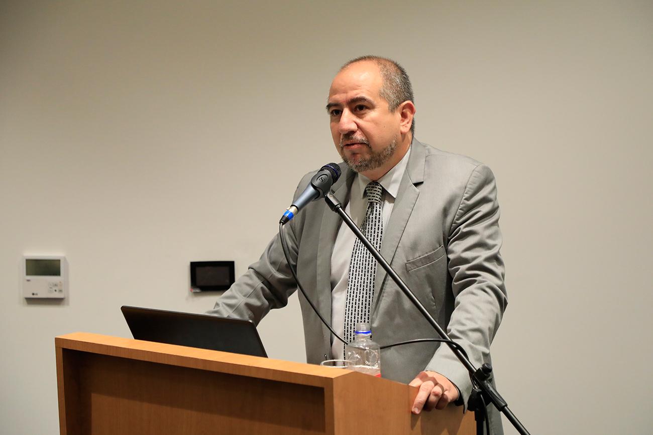 Ernesto Montenegro, director ICANH
