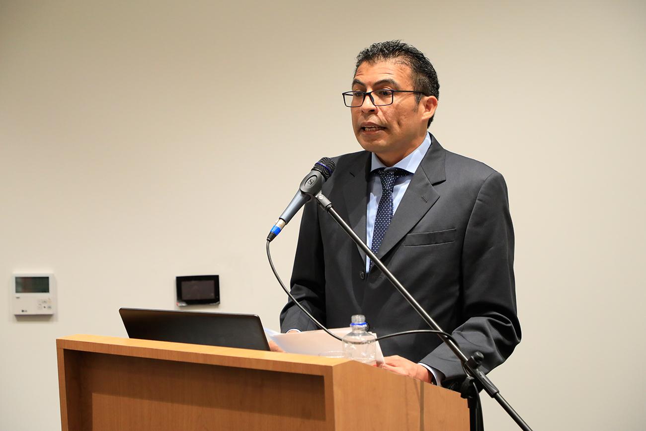 Inauguración de la Especialización en Patrimonio Cultural Sumergido