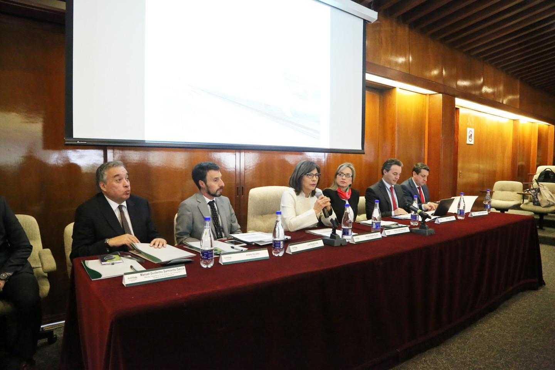 Infraestrucutra férrea en Colombia