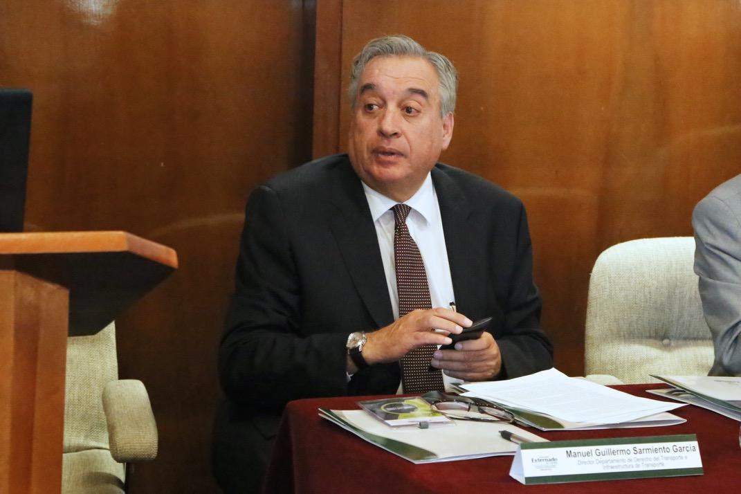 Manuel Guillermo Sarmiento Garcia