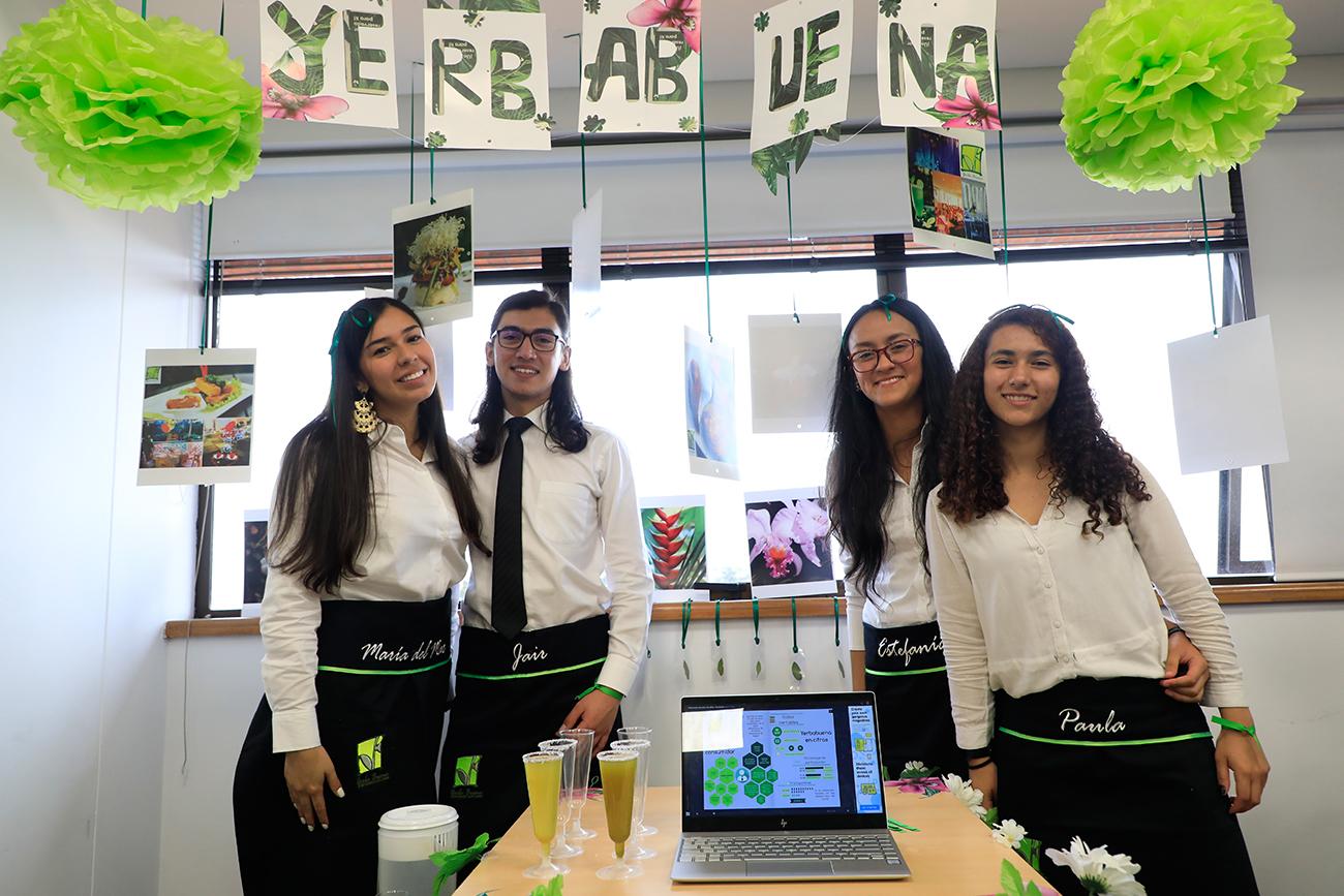 Feria de Proyecto Integrador: la oportunidad de vivir la realidad empresarial y turística