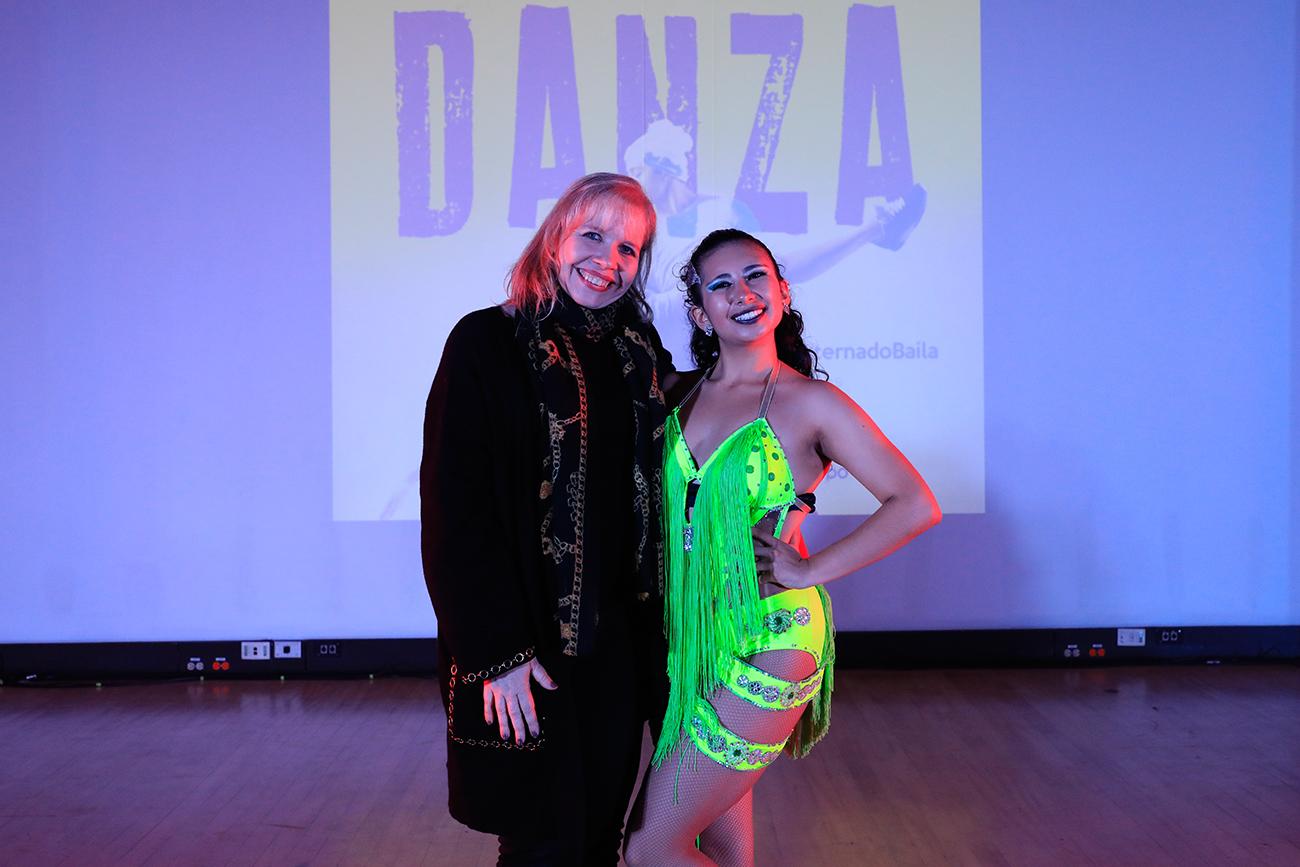 Festival premiación de danzas